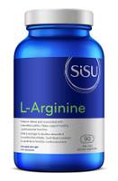 SISU L-Arginine, 90 Veg Caps | NutriFarm.ca