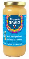 Heavenly Organics White Himalayan Honey, 500 g | NutriFarm.ca
