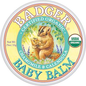 Badger Balms Baby Balm, 21 g | NutriFarm.ca
