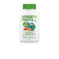SmartyPants Kids Formula and Fiber, 90 Gummies | NutriFarm.ca