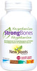 New Roots Vegetarian Strong Bones, 270 Vegetable Capsules | NutriFarm.ca