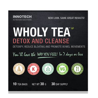 Dr. Miller's Wholy Tea (Detox & Cleanse), 30 g (10 tea bags) | NutriFarm.ca