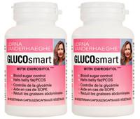 Lorna Vanderhaeghe GLUCOsmart, 30 Veg Capsules * 2 | NutriFarm.ca