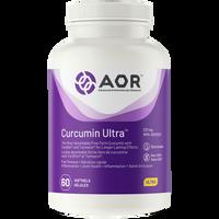AOR Curcumin Ultra, 60 Softgels | NutriFarm.ca