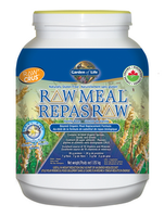 Garden of Life Raw Meal Vanilla Bean, 1051 g | NutriFarm.ca