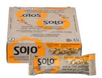 Solo Gi Peanut Power, Box of 12 (50 g /bar) | NutriFarm.ca