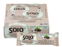 Solo GI Chocolate Coconut Mint, Box of 12 (50 g /bar) | NutriFarm.ca