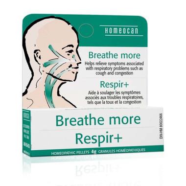 Homeocan Breathe More Pellets, 4 g   NutriFarm.ca