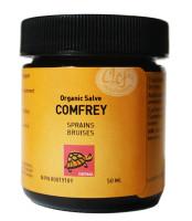 Clef des Champs Comfrey Salve Organic, 50 ml