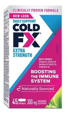 Cold-FX Extra Strength, 45 capsules | NutriFarm.ca