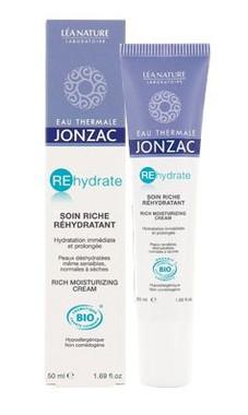 JONZAC Rich Moisturizing Cream, 50 ml | NutriFarm.ca