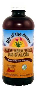 Lily of The Desert Aloe Vera Juice (Inner Fillet), 946 ml | NutriFarm.ca