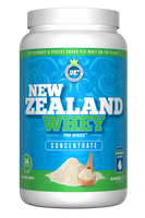 New Zealand Whey Concentrate Natural (Unflavoured), 910 g | NutriFarm.ca