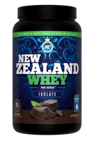 New Zealand Whey Isolate Chocolate, 910 g | NutriFarm.ca