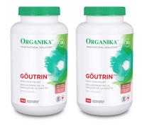Organika Goutrin, 2 x 240 Vegetable Capsules (Bundle Deal) | NutriFarm.ca