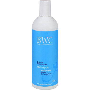 BWC(Beauty Without Cruelty) Premium Aromatherapy Shampoo Moisture Plus, 473 mL | NutriFarm.ca