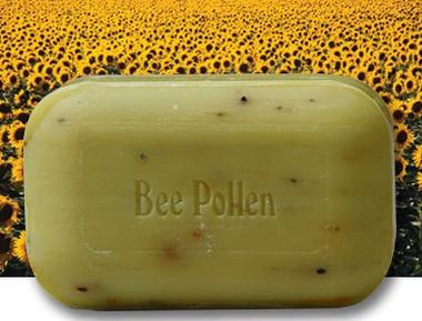 The Soap Works Bee Pollen Soap, 1 unit | NutriFarm.ca