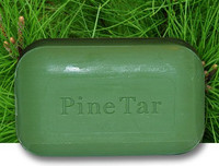 The Soap Works Pine Tar, 110 g