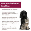 NaturPet Multi Minerals, 100 ml  | NutriFarm.ca