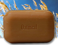 The Soap Works Oatmeal Soap, 110 g