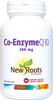 New Roots Co-Enzyme Q10, 60 Vegetable Capsules | NutriFarm.ca