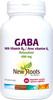 New Roots GABA, 60 vegetable capsules | NutriFarm.ca