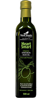 New Roots Heart Smart Organic Extra Virgin Olive Oil, 500 ml | NutriFarm.ca