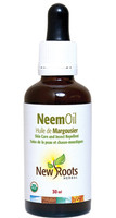 New Roots Neem Oil, 30 ml | NutriFarm.ca