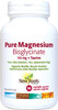 New Roots Pure Magnesium Bisglycinate 115 mg + Taurine, 90 vegetable capsules | NutriFarm.ca
