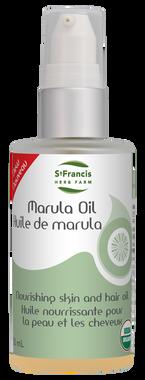 St.Francis Herb Farm Marula Oil, 50 ml   NutriFarm.ca