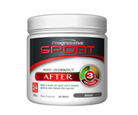 Progressive Sport Post-Workout After Natural, 300 g | NutriFarm.ca