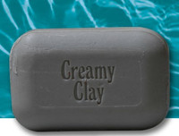 The Soap Works Creamy Clay Soap, 1 unit | NutriFarm.ca