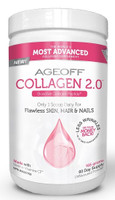 NuvoCare Ageoff Collagen 2.0, 165 g | NutriFarm.ca