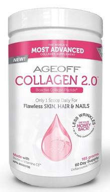 NuvoCare Ageoff Collagen 2.0, 165 g   NutriFarm.ca