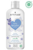 Attitude Baby Leaves Bubble Wash Almond Milk, 473 ml | NutriFarm.ca