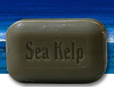 The Soap Works Sea Kelp Soap, 1 unit   NutriFarm.ca