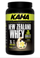 Kaha New Zealand Whey Isolate Vanilla, 840 g | NutriFarm.ca