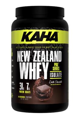 Kaha New Zealand Whey Isolate Chocolate, 840 g   NutriFarm.ca