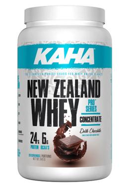 Kaha New Zealand Whey Concentrate Chocolate, 840 g | NutriFarm.ca