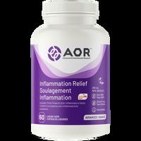 AOR Inflammation Relief, 60 Liquid Caps | NutriFarm.ca