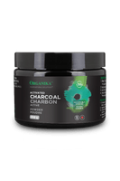 Organika Activated Charcoal Powder, 100 g | NutriFarm.ca