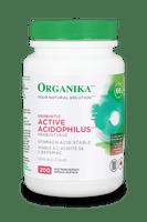 Organika Active Acidophilus, 200 Caps | NutriFarm.ca