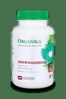 Organika Ashwagandha, 60 Caps | NutriFarm.ca