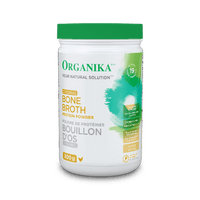 Organika Bone Broth Chicken Original, 300 g | NutriFarm.ca