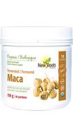 New Roots Fermented Maca Organic, 150 g | NutriFarm.ca