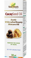 New Roots Cacay Seed Oil, 30 ml | NutriFarm.ca