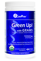 CanPrev Green Up with Grams, 300 g | NutriFarm.ca