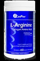 CanPrev L-Arginine, 450 g | NutriFarm.ca