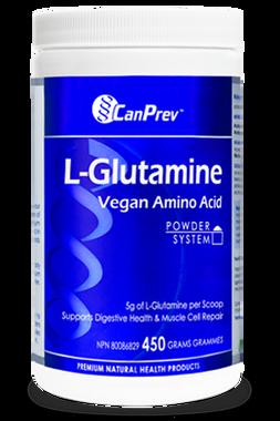 CanPrev L-Glutamine, 450 g | NutriFarm.ca