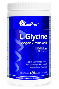 CanPrev L-Glycine, 450 g | NutriFarm.ca
